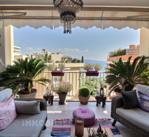 Exclusivité vente appartement F4 avec grande terrasse - Sanguinaires photo #3240
