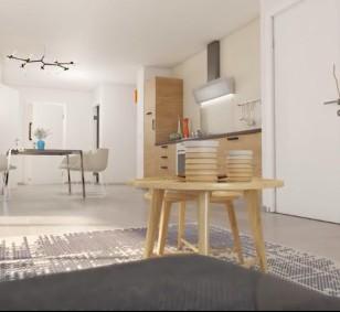 Appartement neuf de type T2 - Domaine Résidentiel de l'Altore photo #1087
