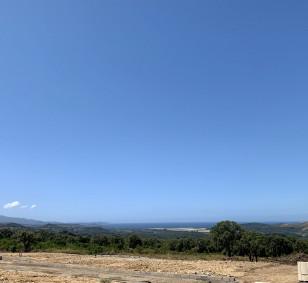 Vente terrain vue mer viabilisé - Bastelicaccia photo #3485