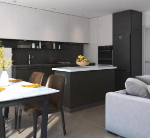 Appartements type T4 - Les Terrasses de Bodiccione photo #2398