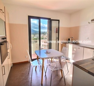 Appartement de type F3 belle superficie - Ajaccio photo #733