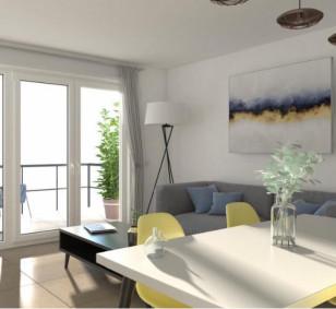 Appartements type T3 - Résidence Les Terrasses de Bodiccione photo #1660