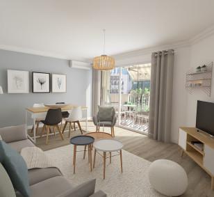 Exclusivité vente appartement F5 proche rocade d'Ajaccio photo #4064