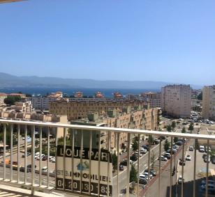 Exclusivité location appartement T4 avec terrasse - Résidence Ajaccio photo #3142