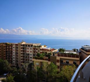 Vente appartement F3 standing avec terrasse et vue mer - Sanguinaires photo #2413