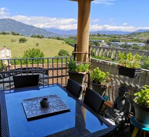 Exclusivité vente appartement F3 avec terrasse - Mezzavia photo #2872