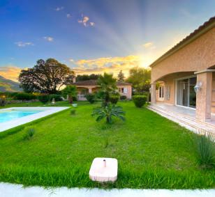 Belle propriété avec piscine - Plaine de Peri photo #3606