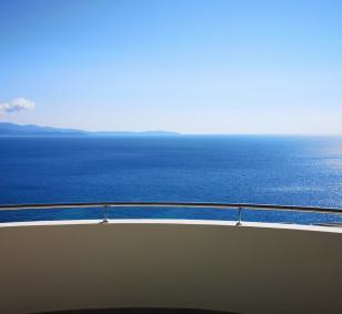 Vente T3 duplex vue mer - Routes des Iles Sanguinaires photo #2013