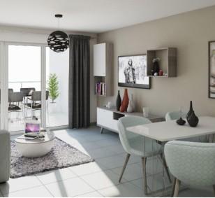 Appartement de type T2 - Carré Bodiccione photo #895