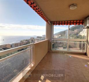 Vente appartement F4 sanguinaires avec terrasse et vue mer photo #3893