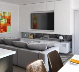 Appartement 4 pièces - Les Terrasses du Parc photo #2894
