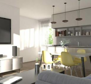 Appartement 3 pièces - Les Terrasses du Parc photo #2889