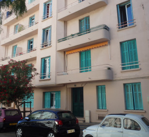 Exclusivité vente appartement F3 triangle d'or proche place miot photo #3186