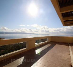 Exclusivité vente appartement F4 sanguinaires avec toit terrasse photo #2461
