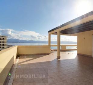 Exclusivité vente appartement F4 avec toit terrasse - Sanguinaires photo #2462